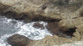 Spiaggia di Chocolatera - Ecuador Fotografia Stock