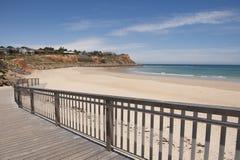 Spiaggia di Christies Fotografie Stock