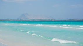 Spiaggia di Cinta della La Fotografia Stock Libera da Diritti