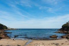 Spiaggia di Clovelly a Sydney, Australia Fotografie Stock