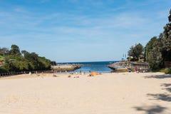 Spiaggia di Clovelly a Sydney, Australia Fotografie Stock Libere da Diritti