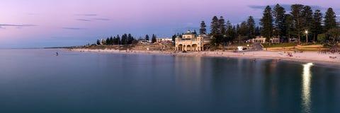 Spiaggia di Cottesloe, Perth Immagini Stock