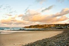 Spiaggia di Cullen Immagine Stock Libera da Diritti