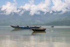 Spiaggia di Danang Fotografie Stock