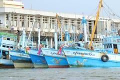 Spiaggia di Danang, Vietnam Immagine Stock