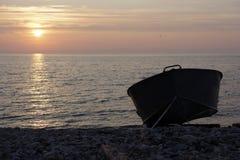 Spiaggia di Danang, Vietnam Fotografie Stock