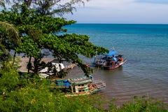 Spiaggia di Danang, Vietnam Immagini Stock Libere da Diritti