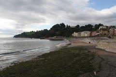 Spiaggia di Dawlish Immagine Stock Libera da Diritti