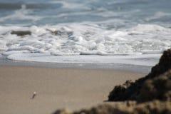 Spiaggia di Deerfield Fotografia Stock