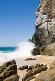 Spiaggia di divorzio immagini stock libere da diritti