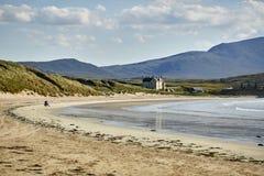 Spiaggia di Durness Fotografie Stock