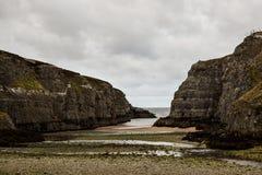 Spiaggia di Durness, Scozia Immagini Stock