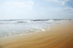 Spiaggia di estate Fotografie Stock Libere da Diritti