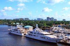 Spiaggia di Fort Lauderdale immagini stock