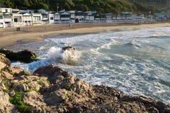 Spiaggia di Garraf Fotografie Stock