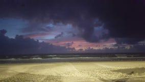 Spiaggia di GASCROMATOGRAFIA fotografia stock libera da diritti