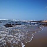 Spiaggia di Gavies fotografie stock