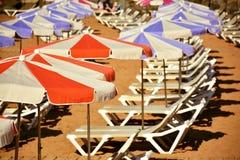 Spiaggia di Gran Canaria, Spagna Immagini Stock Libere da Diritti