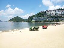 Spiaggia di Hong Kong Immagini Stock