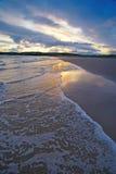 Spiaggia di Inchydoney Fotografie Stock Libere da Diritti