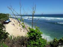 Spiaggia di Indrayanti immagini stock