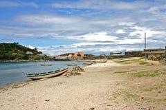 Spiaggia di Isla del sol Fotografia Stock