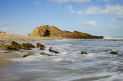 Spiaggia di Jericoacoara, Brasile Fotografia Stock Libera da Diritti