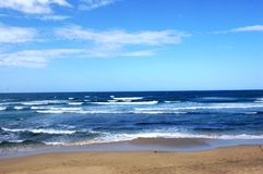 Spiaggia di Jobos Fotografie Stock