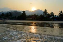 Spiaggia di Juara Fotografia Stock
