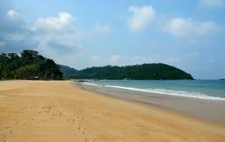 Spiaggia di Juara Fotografia Stock Libera da Diritti