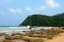 Spiaggia di Juara Immagini Stock Libere da Diritti