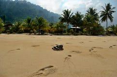 Spiaggia di Juara Immagine Stock