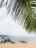 Spiaggia di Kalim Fotografia Stock
