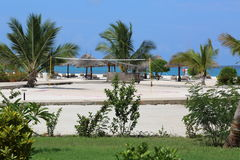 Spiaggia di Kendwa Fotografia Stock