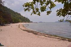 Spiaggia di Kep - Cambogia Fotografia Stock Libera da Diritti