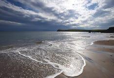 Spiaggia di Kinnard fotografie stock libere da diritti