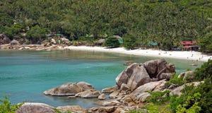 Spiaggia di Ko Pha Ngan Immagini Stock Libere da Diritti