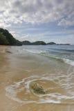 Spiaggia di Kondang Merak - Malang, Indonesia Fotografie Stock