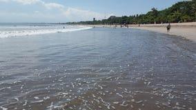 spiaggia di kuta Fotografia Stock Libera da Diritti