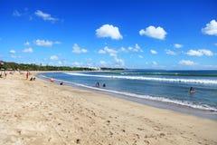 Spiaggia di Kuta - Bali 006 Immagini Stock Libere da Diritti