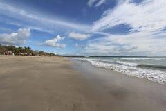 Spiaggia di Kuta, Bali, Indonesia Fotografie Stock