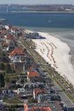Spiaggia di Laboe Fotografie Stock Libere da Diritti