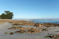 Spiaggia di Loctudy Immagine Stock