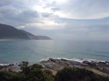 Spiaggia di Lorne fotografia stock