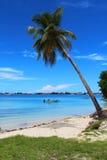 Spiaggia di Majuro Fotografia Stock
