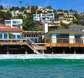 Spiaggia di Malibu Immagine Stock Libera da Diritti