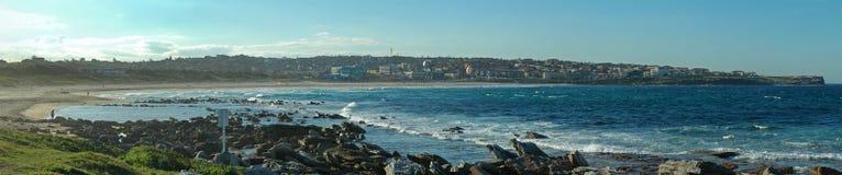 Spiaggia di Maroubra fotografia stock