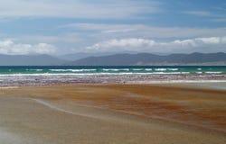 Spiaggia di Mason Bay fotografia stock