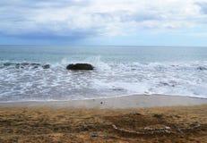 Spiaggia di Maspalomas Fotografie Stock