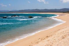 Spiaggia di Mayto Fotografia Stock